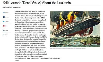 NYT-Erik-Larson-Dead-Wake-About-the-Lusitania