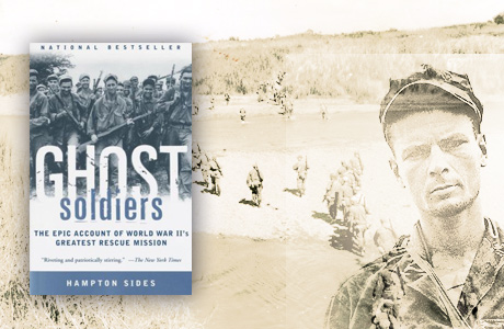 ghost soldiers by hampton sides analysis Ghost soldiers by hampton sides the forgotten epic story of world war ii's most dramatic mission 513 prisoners 8,000 japanese troops one heroic mission.